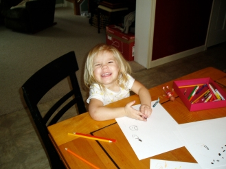 Emma drawing